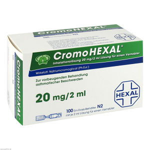 CROMOHEXAL INHALATIONSLOESUNG